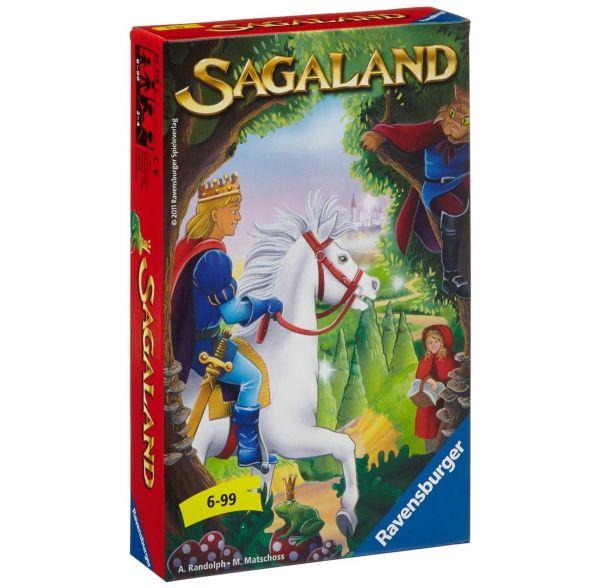 RAVENSBURGER 23318 - Familienspiel - Sagaland