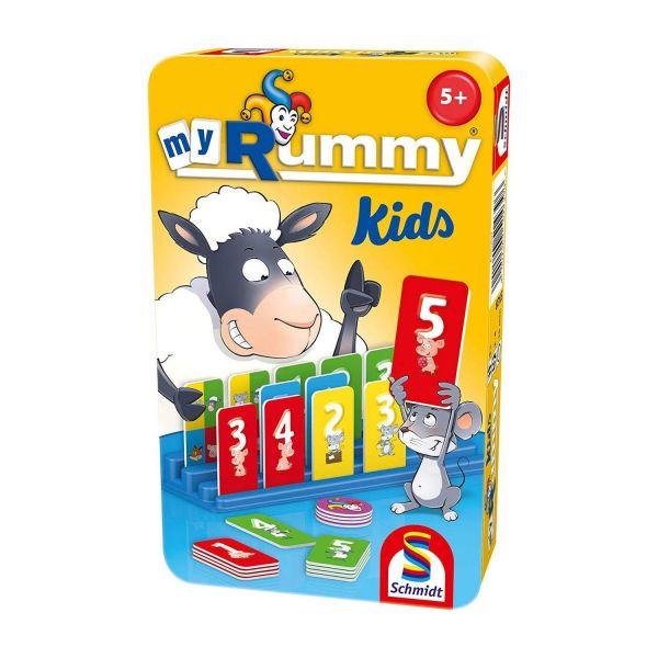 SCHMIDT 51439 - Mitbringspiel - MyRummy® Kids