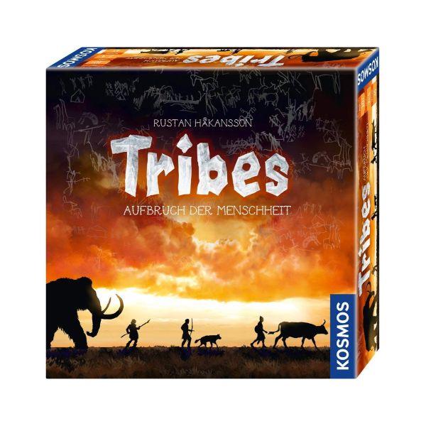 KOSMOS 691059 - Familienspiel - Tribes - Aufbruch der Menschheit