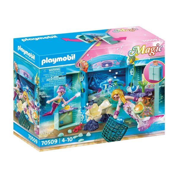 PLAYMOBIL 70509 - Magic - Spielbox Meerjungfrauen