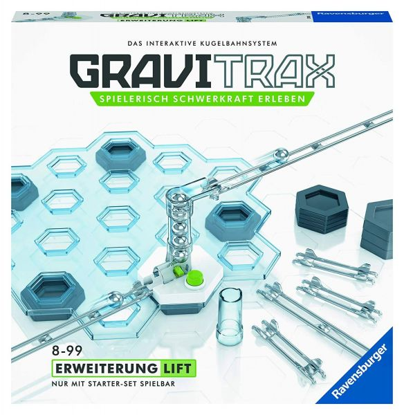 RAVENSBURGER 27611 - GraviTrax - Erweiterung - Lift