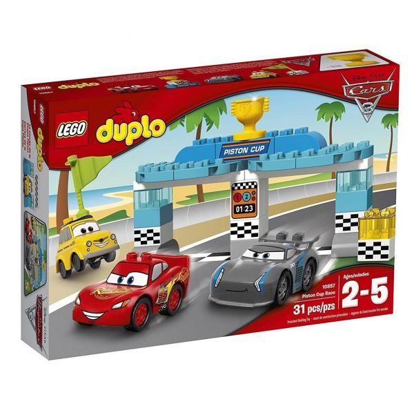 LEGO 10857 - Duplo - Cars Piston-Cup-Rennen