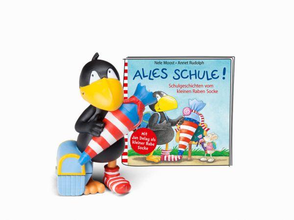 TONIES 10110 - Hörspiel - Rabe Socke, Alles Schule!