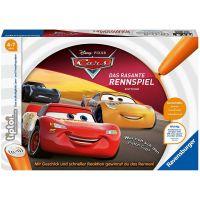 RAVENSBURGER 00021 - tiptoi Spiel - Cars, Das rasante Rennspiel