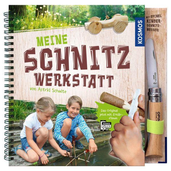 KOSMOS 163795 - Sachbuch - Meine Schnitzwerkstatt