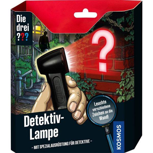 KOSMOS 632281 - Die drei ??? - Detektiv Taschenlampe