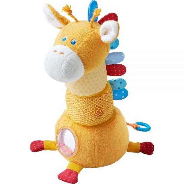 HABA 303264 - Stapelfigur - Giraffe Fleckchen