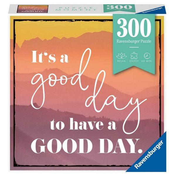 RAVENSBURGER 12965 - Erwachsenenpuzzle - A Good Day, 300 Teile