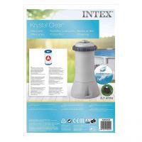 INTEX 28638GS - Poolzubehör - Pumpe Krystal Clear Filterpumpe Filter  3407 l/h