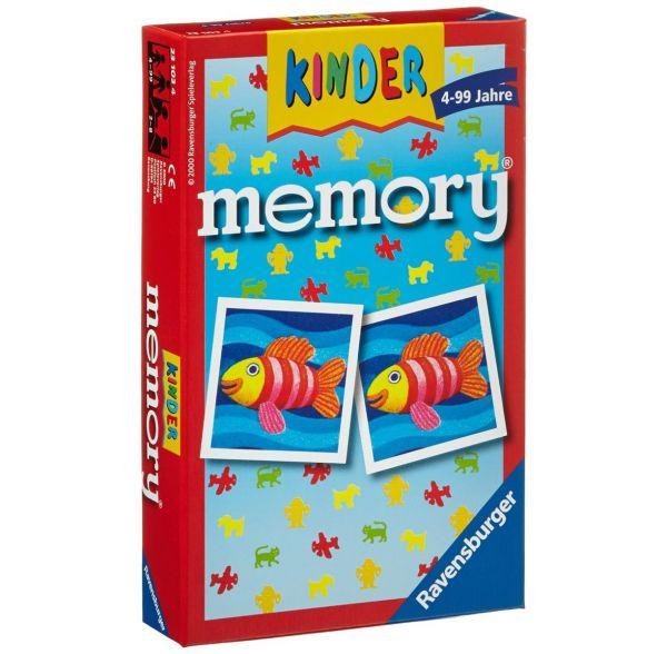 RAVENSBURGER 623103 - Gedächtnisspiel - Kinder Memory