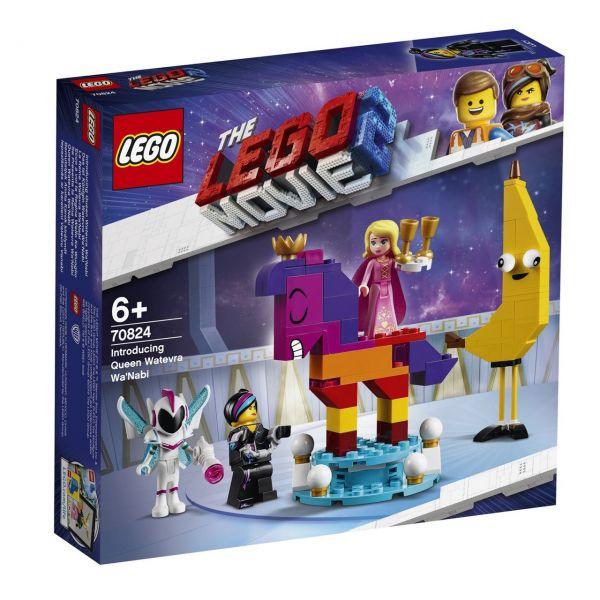 LEGO 70824 - The Lego Movie 2 - Das ist Königin Wasimma Si-Willi