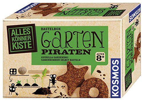 KSOMOS 604028 - Alles Könner Kiste - Garten-Piraten