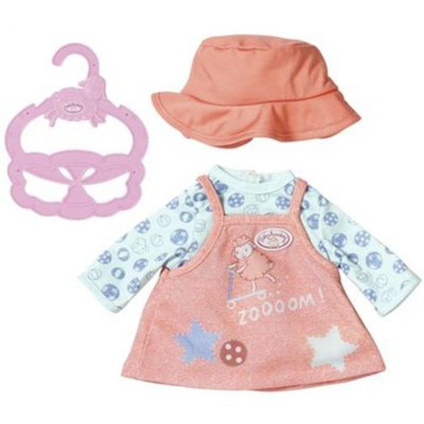 Zapf Creation 706251 - BABY Annabell® - Little Babyoutfit, 36cm
