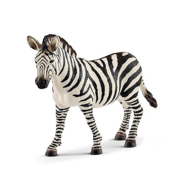 SCHLEICH 14810 - Wild Life - Zebra Stute