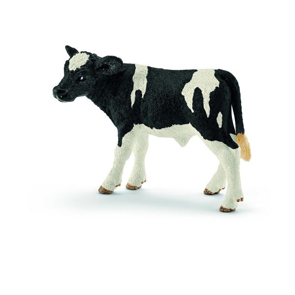 SCHLEICH 13798 - Farm World - Kalb Schwarzbunt