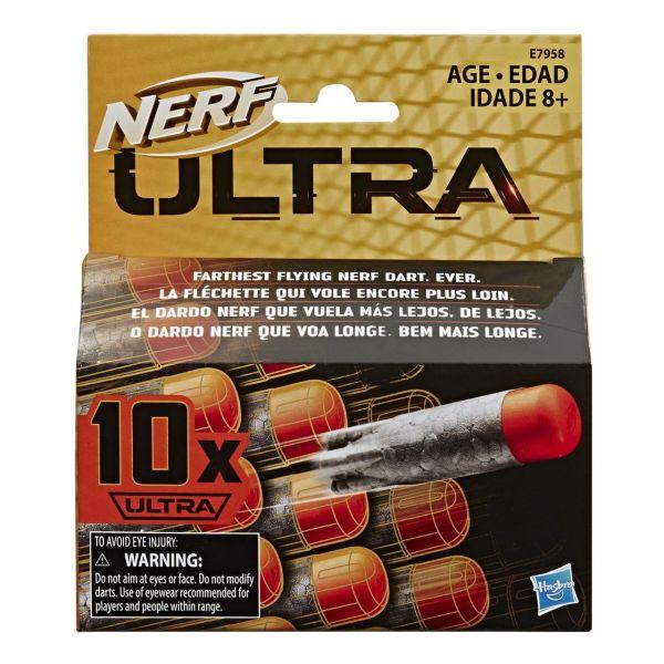HASBRO E7958 - Nerf Ultra - 10-Dart Nachfüllpack