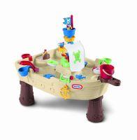 Little Tikes 633614 - Gartenspielzeug - Wasserspieltisch, Piratenschiff