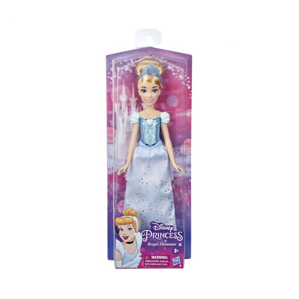HASBRO F0897 - Disney Prinzessin - Schimmerglanz Cinderella