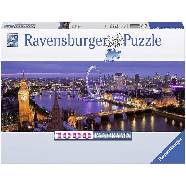 RAVENSBURGER 15064 - Puzzle - London bei Nacht , 1000 Teile