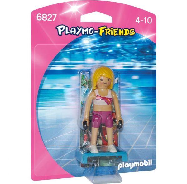 PLAYMOBIL 6827 - Playmo-Friends - Fitnesstrainerin