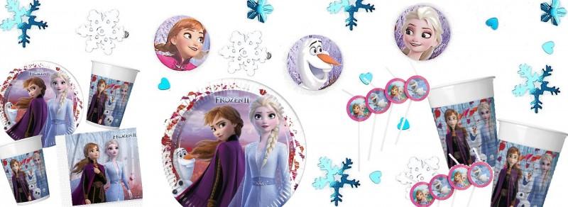 Partydeko Disney Frozen bei Spielzeugwelten
