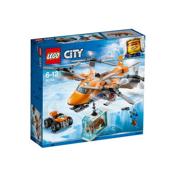 LEGO 60193 - City - Arktis-Frachtflugzeug