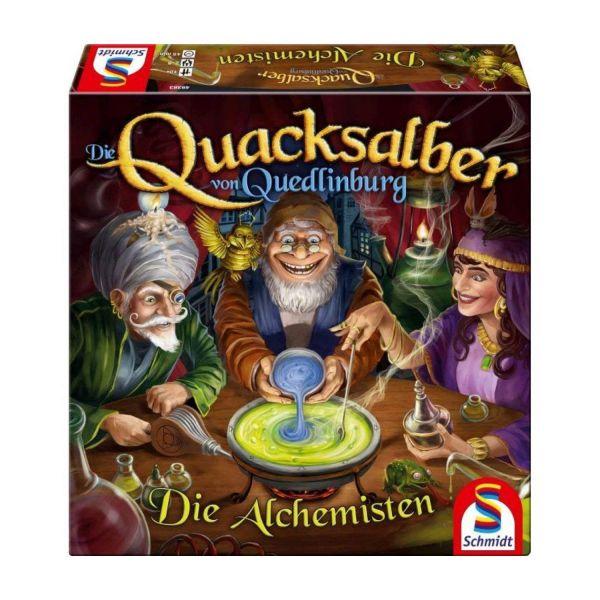 SCHMIDT 49383 - Die Quacksalber von Quedlinburg, Die Alchemisten, 2. Erweiterung