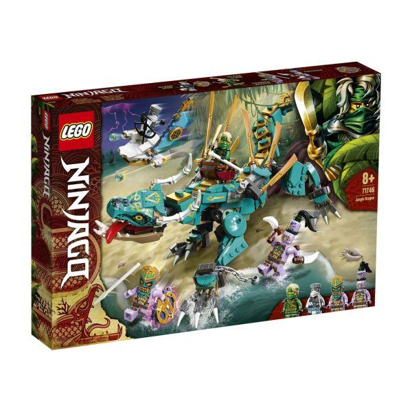 LEGO 71746 - NINJAGO - Dschungeldrache