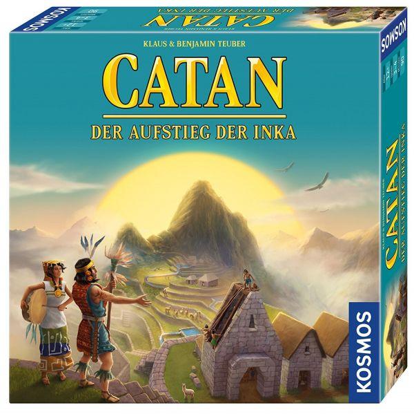 KOSMOS 694241 - Strategiespiel - Catan - Der Aufstieg der Inka