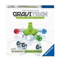 RAVENSBURGER 26979 - GraviTrax - Erweiterung Balls & Spinner