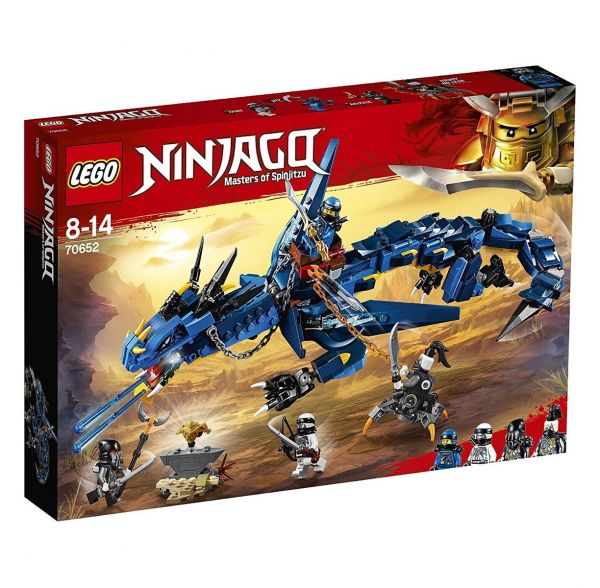 LEGO 70652 - Ninjago - Blitzdrache