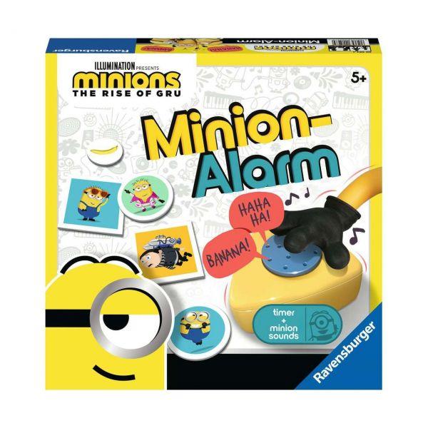 RAVENSBURGER 20597 - Kinderspiel - Minions 2, Minion-Alarm