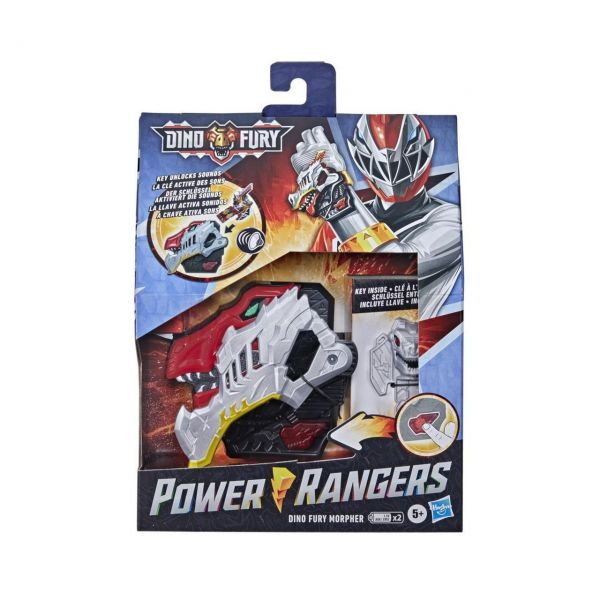 HASBRO F0297 - Power Rangers - Dino Fury Morpher