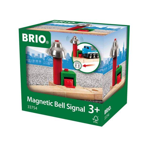BRIO 33754 - Bahn - Magnetisches Glockensignal