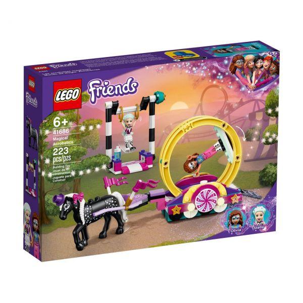 LEGO 41686 - Friends - Magische Akrobatikshow