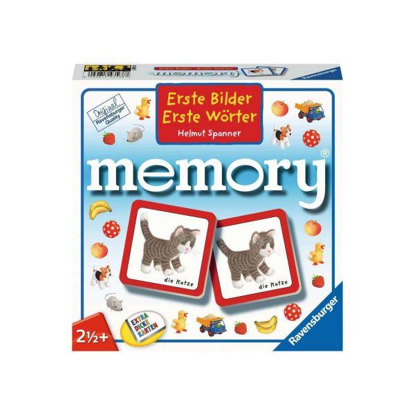 RAVENSBURGER 88688 - memory® - Erste Bilder − Erste Wörter
