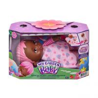 MATTEL HBH40 - My Garden Baby - Mein Schmuse Schmetterlings-Baby, rosafarbenes Haar