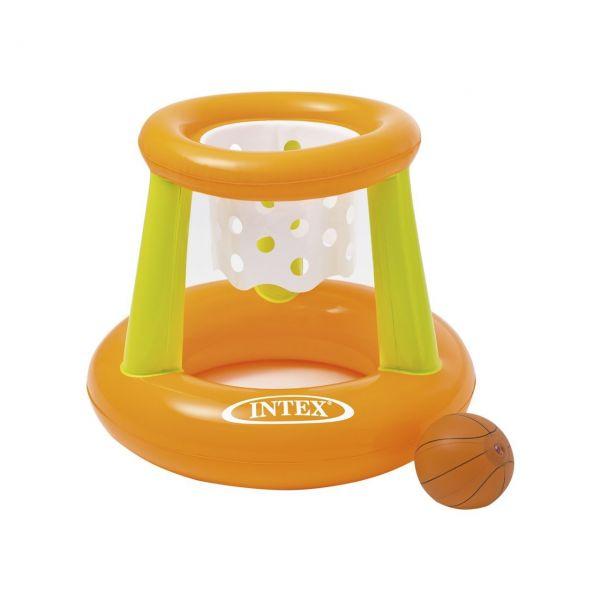 INTEX 58504NP - Wasserspiel - Basketballkorb, Mehrfarbig, Ø 67 x 55 cm