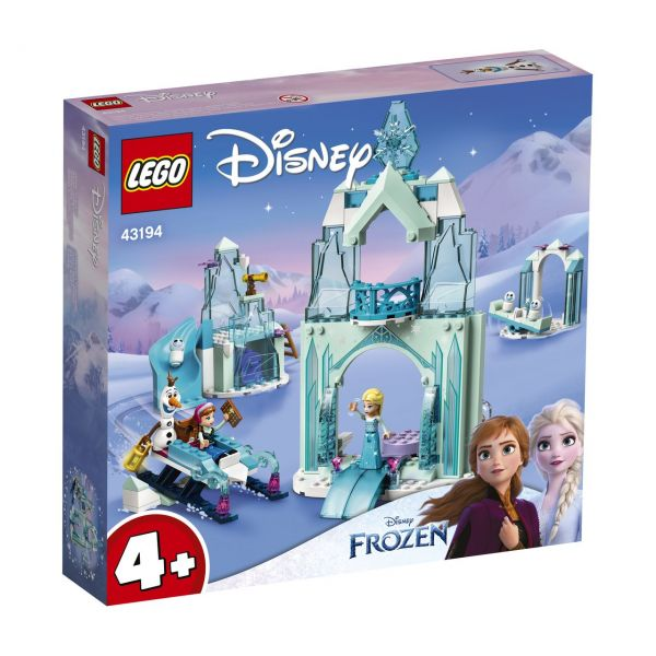 LEGO 43194 - Disney Princess - Annas und Elsas Wintermärchen
