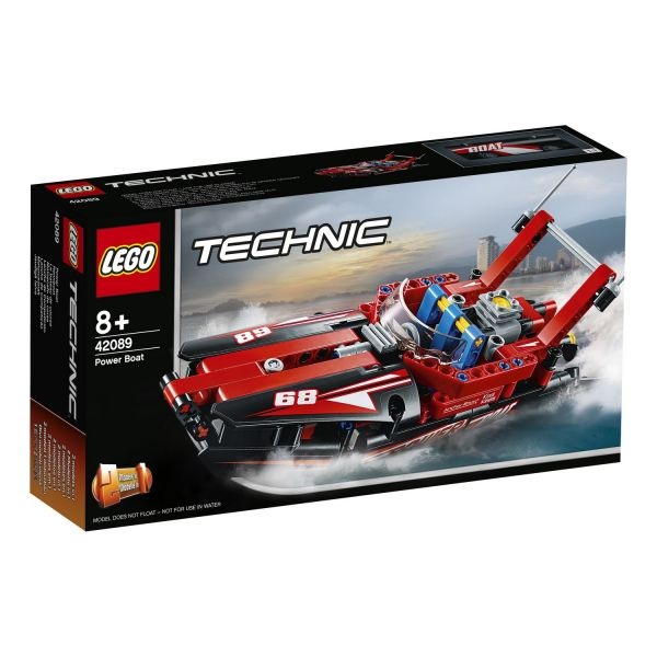 LEGO 42089 - Technic - Rennboot