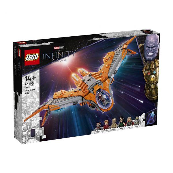 LEGO 76193 - Marvel Super Heroes™ - Das Schiff der Wächter