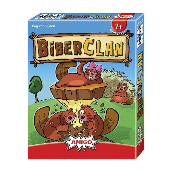 AMIGO 01857 - Kartenspiele - BiberClan