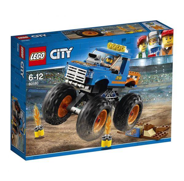 LEGO 60180 - City - Monster-Truck
