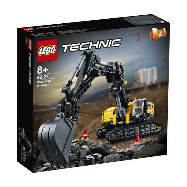 LEGO 42121 - Technic - Hydraulikbagger