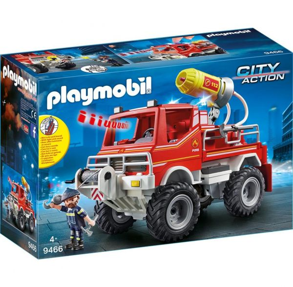 PLAYMOBIL 9466 - City Action Feuerwehr - Feuerwehr-Truck