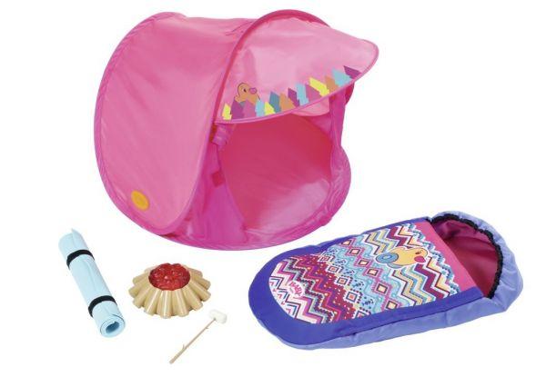 Zapf Creation 823743 - BABY born® Play & Fun - Camping Set