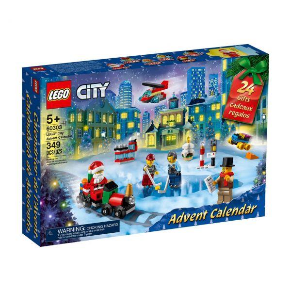 LEGO 60303 - City - Adventskalender, 2021