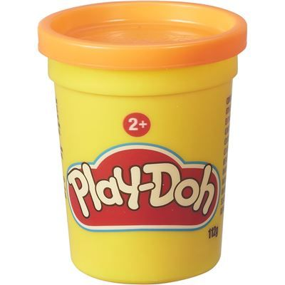 HASBRO B8133 - Play-Doh - Einzeldose, Orange