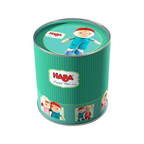 HABA 303149 - Puppe - Theo