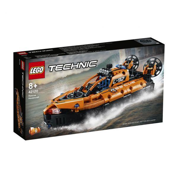 LEGO 42120 - Technic - Luftkissenboot für Rettungseinsätze